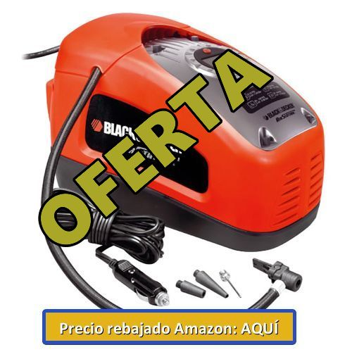 compresor barato asi300 black decker