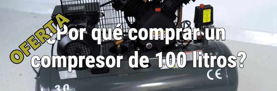 compresores de aire 100 litros